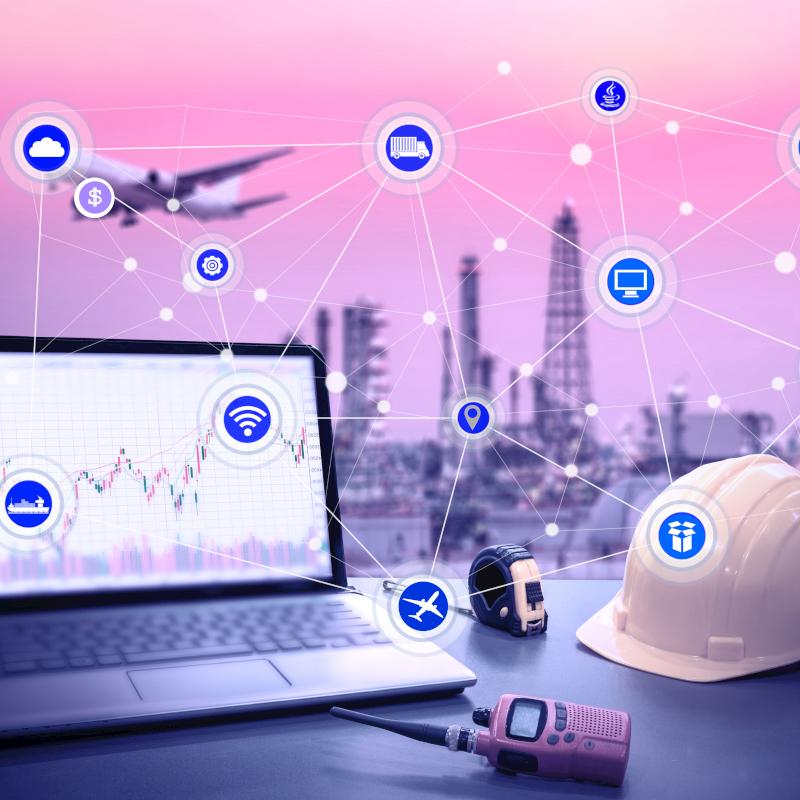 Industrial IoT Diagram