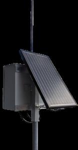 Local Intelligence Device solar powered unit