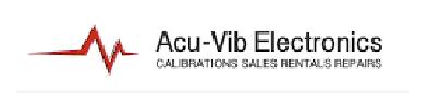 Acu-Vib Electronics Logo